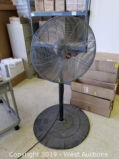 Dayton 1/4 H.P. Floor Fan