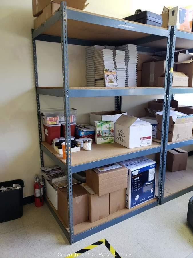 Forklift, Vehicles, and Commercial Printing Equipment Liquidation Auction