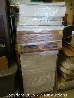 Bulk Lot: (2) Pallets of Assorted Paper