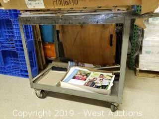 """Work Cart 36"""" x 24"""""""