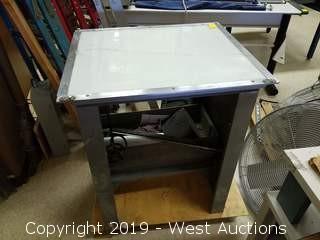 NuArc Light Table (Model: VLT23F)
