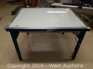 Millington Light Table (Model: LT-D)