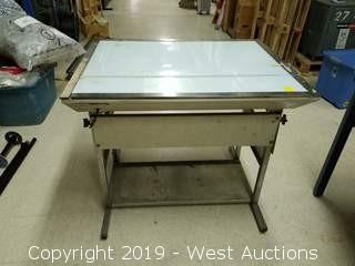 GRADCO Light Table (Model: PA/S 3040 AF)