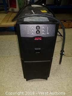 APC Smart-UPS 2200 Uninterruptible Power Supply