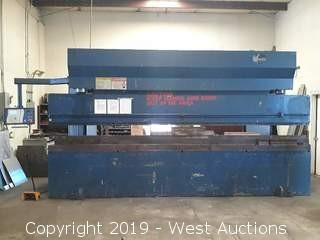 Atlantic HDE 225-16-10 CNC 16' Hydraulic Press Brake