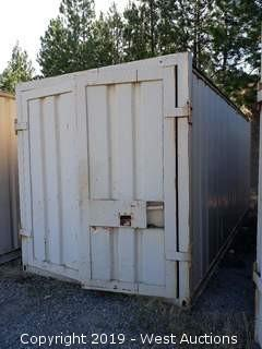 21' Storage Sea Container