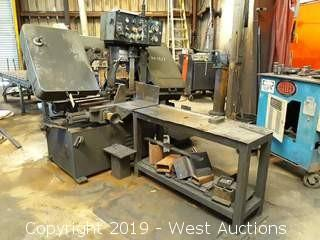 Marvel PA-13/2 Automatic Bandsaw