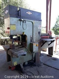 Metal Muncher MM100A-18 100 Ton Ironworker