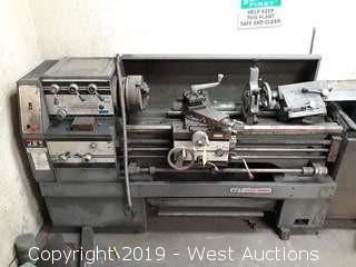 Jet 1440-3PGH Gear Head Engine Lathe