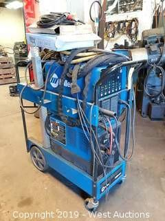 Miller Dynasty 300 DX TIG Welding Package
