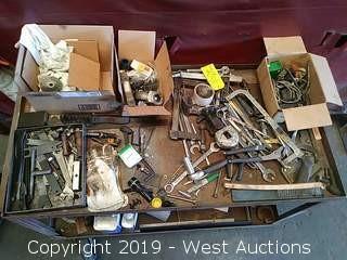 Bulk Lot: Assorted Shop Tools