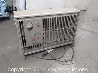 Space Heater: Heat Stream Alert 3000