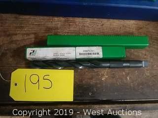 """21/32"""" 2MT PTD Taper Shank Drill"""