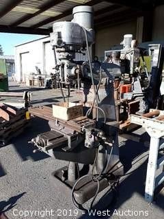 Bridgeport Vertical Vertical Milling Machine