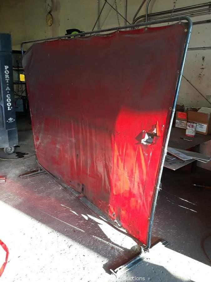 Complete Metal Fabrication and Welding Machine Shop Liquidation in Placerville, CA