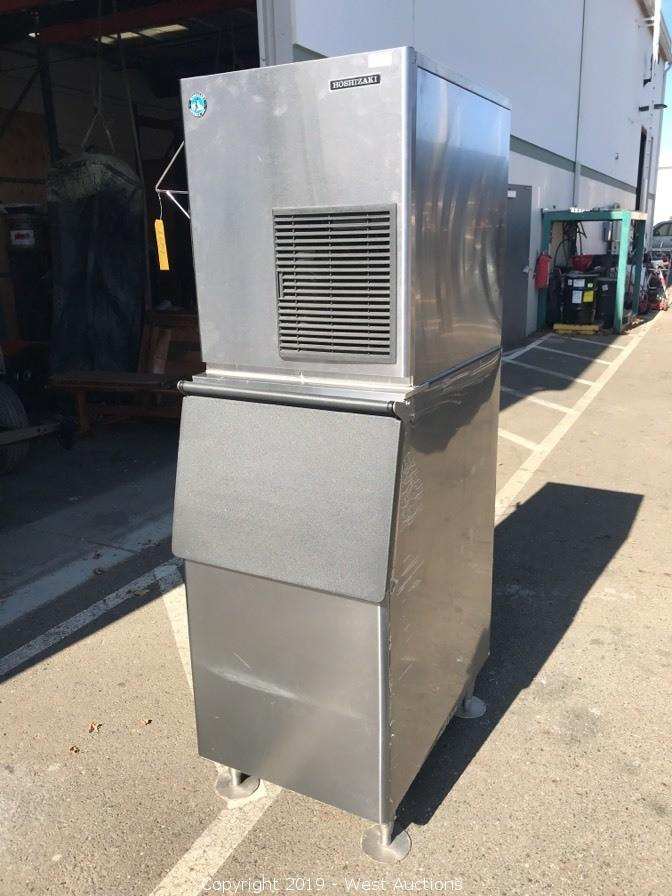Online Auction of Used Restaurant Equipment