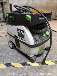 Festool CT Mini Hepa Dust Extractor
