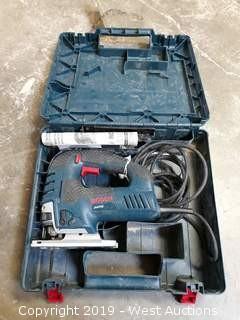 Bosch JS470E Jig Saw With Case