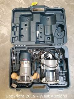 Bosch 1617EVS Fixed Base Router Kit