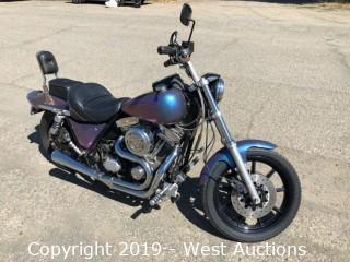 1991 Harley Davidson FXRS Motorcycle