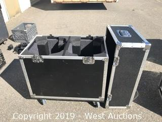 "30""x18""x32"" Heavy Duty Road Case"