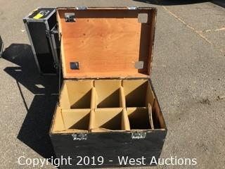 "24""x32""x22"" Wooden Road Case"