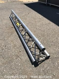 "79"" Triangular Truss Beam"
