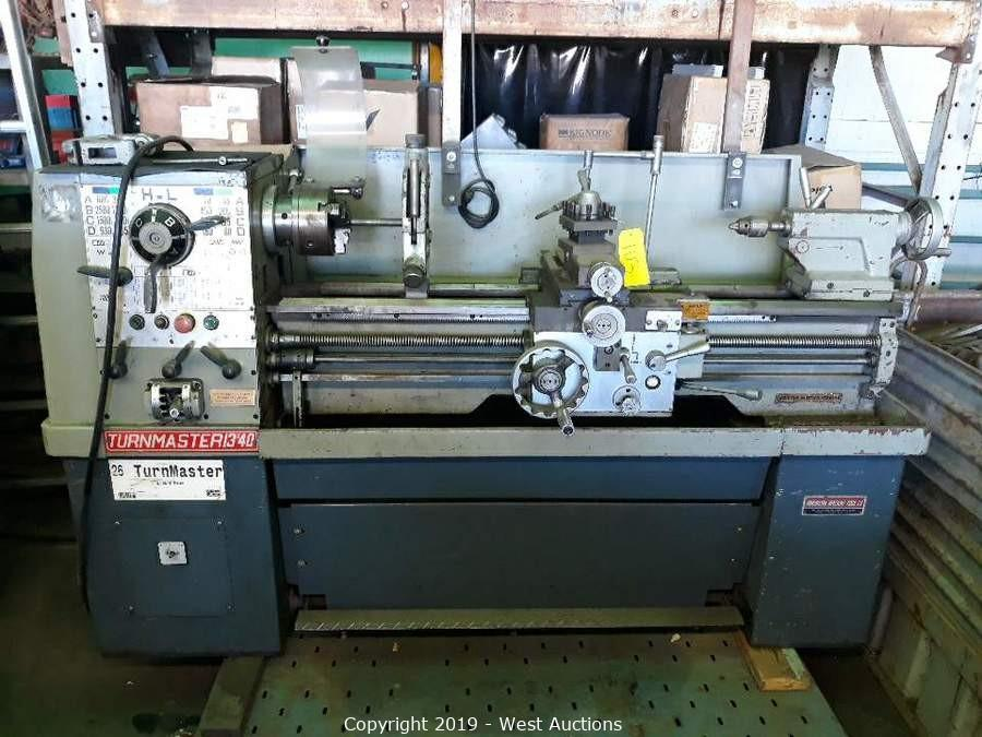 Metalworking Machinery and Tooling Auction in San Leandro, CA