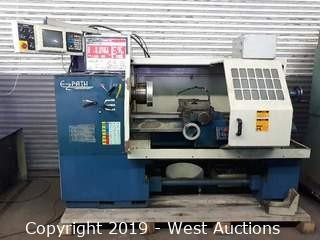 Bridgeport EZ Path 2 Axis CNC Teach Lathe