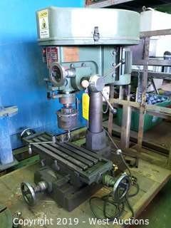 Enco GL-30B Milling & Drilling Machine With Tapping Head