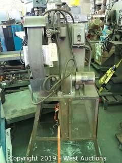 "Custom Built 3/4HP 4"" Scroll Sander"