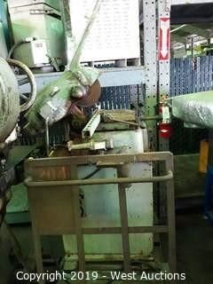 """Tomas Tool-Machines 2HP 3 Phase 10"""" Cuttoff Saw"""