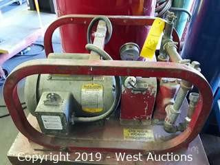 Hypro 5300 Series Electric Piston Pump