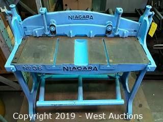 Niagara No. 36 Manual Shear