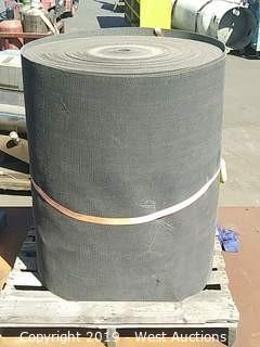 Roll of 3' Wide Conveyor Belt