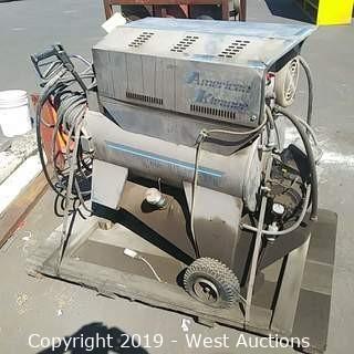 American Kleaner Pressure Washer
