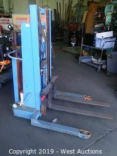 "JSB 2000 Lbs, 24"" Load Center, Stacker"