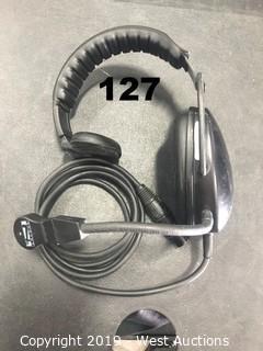 Single Muff Portacom Headset