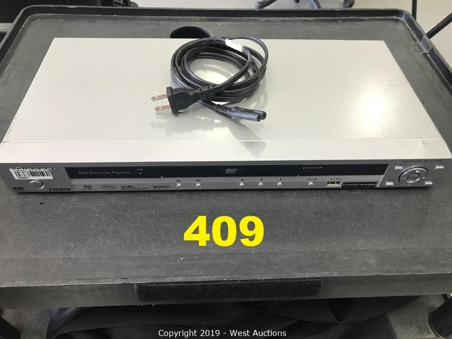 Audio Visual Rental Equipment Surplus Auction in Bakersfield, CA