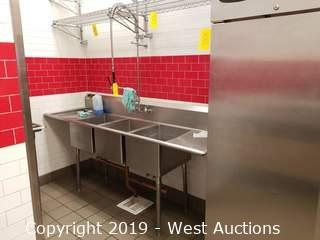 SPG Universal Stainless Steel Sink