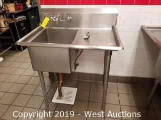 SPG Universal Stainless Steel Sink