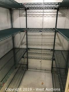 Walk-in Metro Storage Rack
