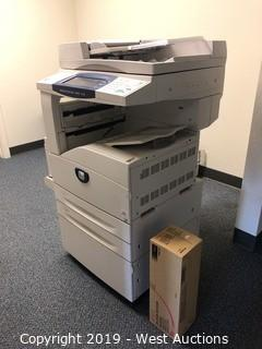 Xerox Workcentre Pro 128 Printer