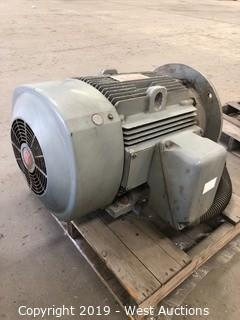 50 Hp GE Electric Motor