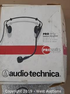 Audio Technica Pr0 HXe Headworn Mic