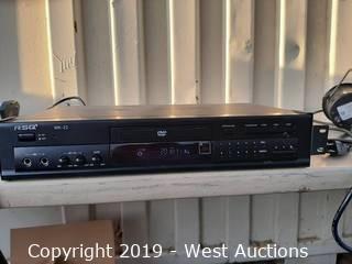 RSQ Audio DVD/Karaoke Player