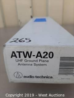 Audio Technica UHF Antenna System