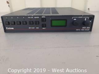 Extron Video Scaler