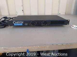 Carvin F150 Amplifier