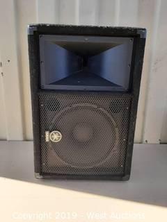Yamaha 2-Way Speaker